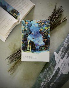 Cover Buku Laut Bercerita