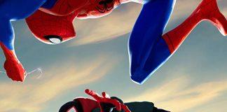 Poster film Spider-Man Into the Spider-Verse