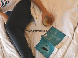 Cover Buku Kumpulan Puisi Relikui Jarak